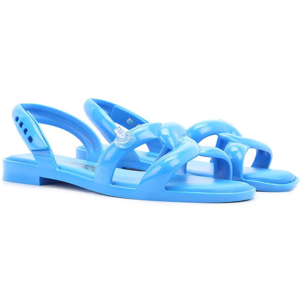 Melissa + Jeremy Scott sandalias, tubo sandals