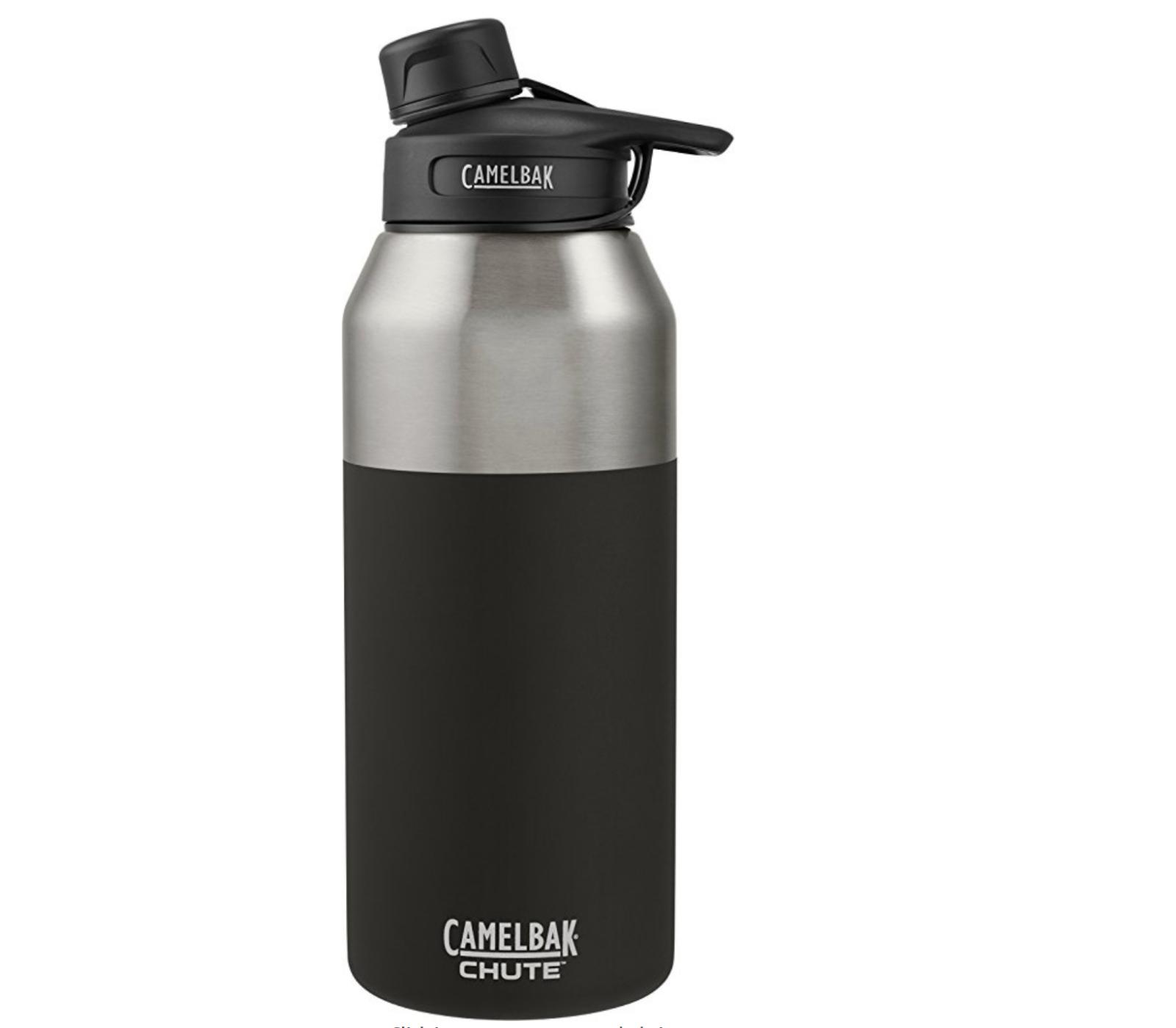 Jet DC/'d Camelbak Chute Vacuum Insulated Stainless 20oz Bottle