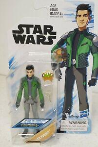 """Star Wars Résistance animé Kaz xiono 3 3//4/"""" Action Figure"""