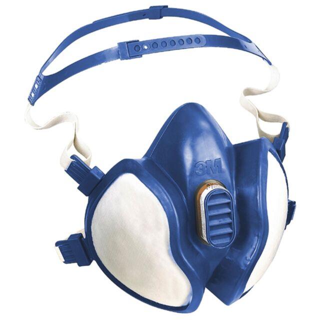 3M 4255 Reutilizable Orgánica Vapor / Partículas Respirador Semi Desechable