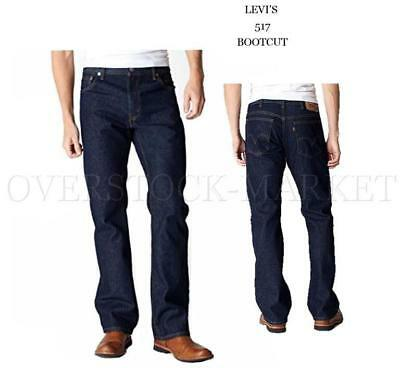 Levi/'s Men/'s 517 Slim Bootcut Jeans Levis 517 authentic, brand new guaranteed