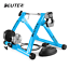 Nice color Cycling Trainer Home Training Indoor Magnetic Resistances Bike Blue