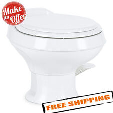 Dometic Low Profile 310 Series RV Toilet White 302311681 for