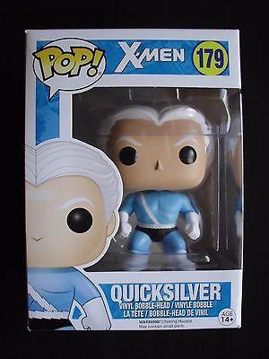 Funko X-Men POP Quicksilver Bobble Head Vinyl Figure NEW Toys Marvel Comics