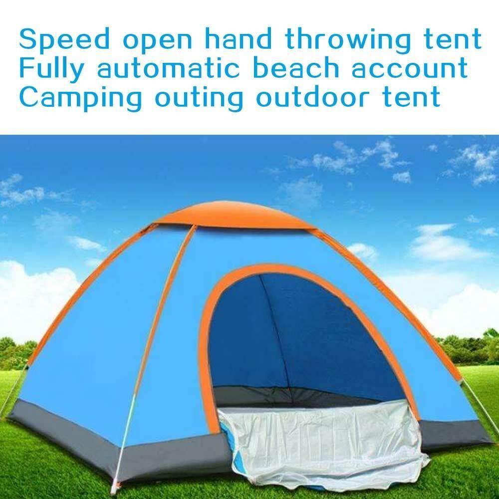 Pop up Tent Outdoor 4 Person Easy Pop