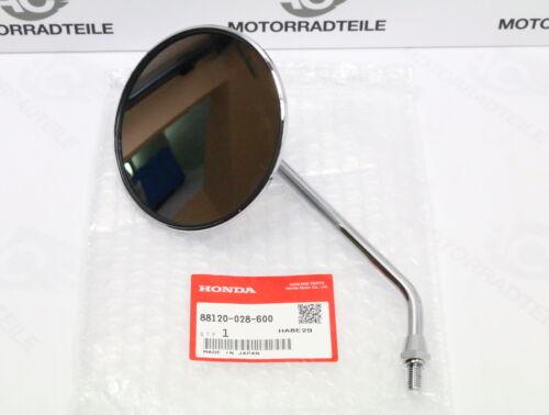 Miroir à Gauche Chrome cb100