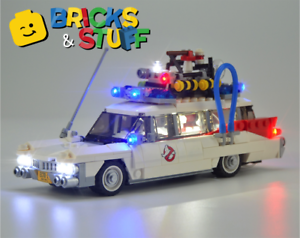 Lighting kit for lego ghostbusters ecto led light kit
