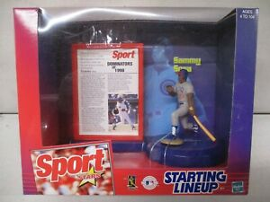 1999 Starting Lineup Sport Stars Sammy Sosa