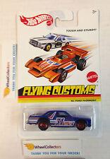Hot Wheels Flying Customs * '81 Ford Fairmont BLUE * K12