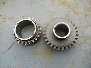 Porsche-356-741-Transmission-Gear-set-4th-Gear-4D-27-23-matching-C-P1