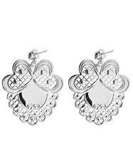 *-30%* BE CHIC bijoux ORECCHINI perno Romantic Lace lucido earrings no Sodini