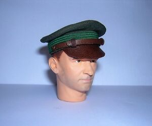 Banjoman 1:6 Scale Custom WW2 British Army Khaki Service Cap
