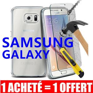 2-Vitre-film-de-protection-d-039-ecran-en-verre-trempe-SAMSUNG-Galaxy-50Modeles