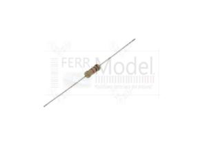 FERRMODEL 225-25 Resistenze  470 ohm; 0,25W; ±5/%; Ø2,3x6mm