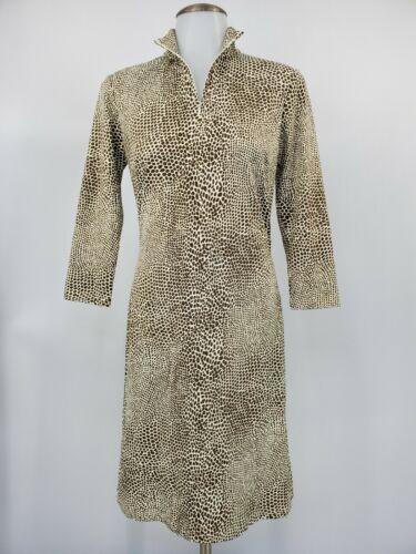 J McLaughlin Womens Bedford Dress Catalina Cloth R