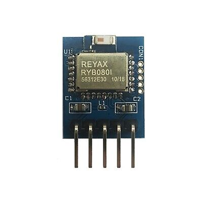 REYAX RYB080I/_lite BT 4.2 5.0 Bluetooth module BLE TI CC2640R2F Antenna AT
