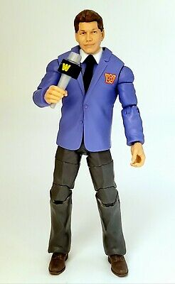 WWE Elite Series 70 Vince McMahon Action Figure Mattel | eBay