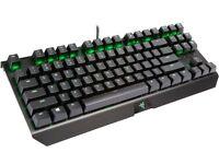 Razer Blackwidow X Tournament Edition Chroma - Rgb Mechanical Gaming Keyboard Wi on sale