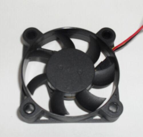 50mm x 10mm 12V dc Computer Muffin Fan 140mA