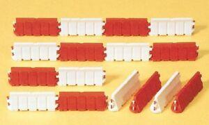 Figurines-Preiser-H0-17178-Verkehrsleitbloecke