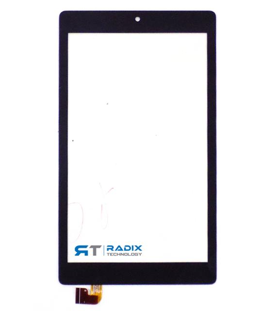 7'' Numériseur D'Écran Tactile Noir Glas pour Alcatel One Touch Pixi 4 8063