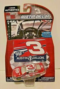 Austin-Dillon-3-AAA-Insurance-Wave-5-Nascar-Authentics-2017-Chevrolet-1-64