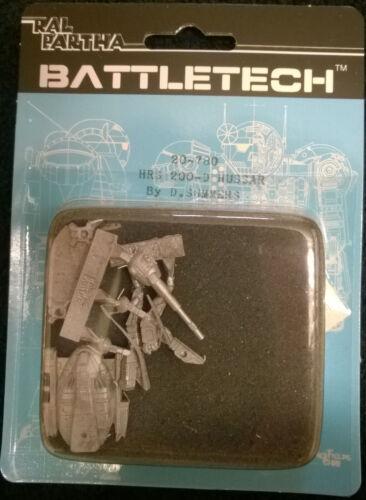 Mint, Sealed Ral Partha Battletech 20-780 HRS 200-D Hussar