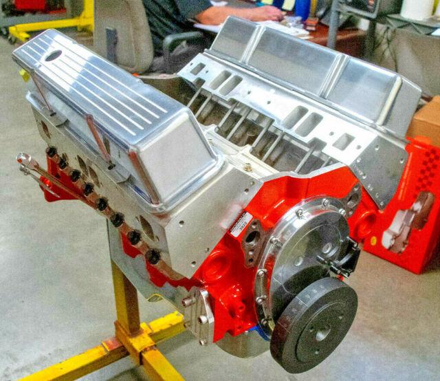 383 Small Block Chevy Stroker Engine 420hp Camaro Firebird Chevelle Corvette For Sale Online Ebay