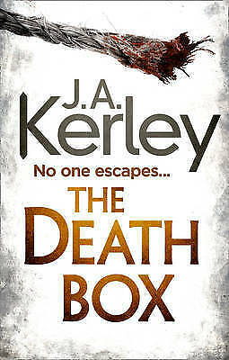 1 of 1 - The Death Box (Carson Ryder, Book 10)-ExLibrary