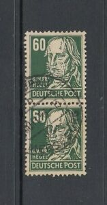 DDR-Mi-Nr-338-XII-gestempelt-senkrechtes-Paar-geprueft-Mayer-BPP