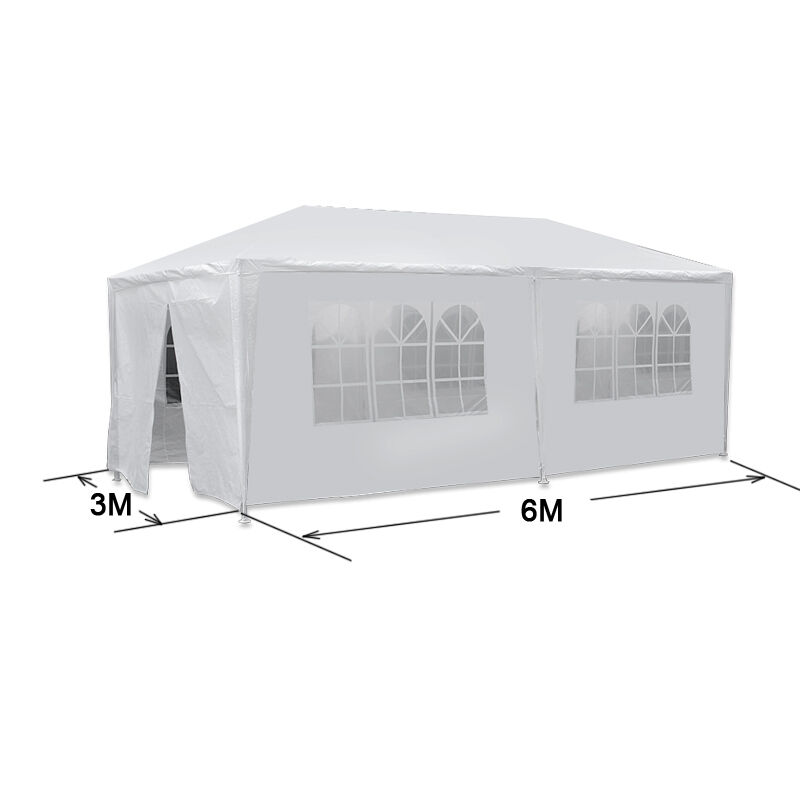 10 x Party Side Canopy