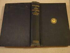 1901 Wanderings in Three Continents-Captain Richard Burton-Mecca-Mormon-RARE 1st