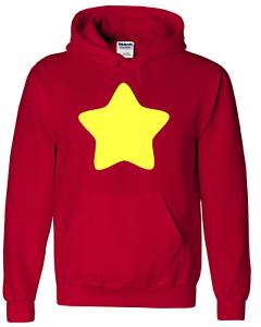 Steven Universe Steven Yellow Star Hoodie