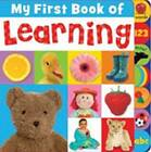 My First Book of Learning by Joanna Bicknell (Board book)