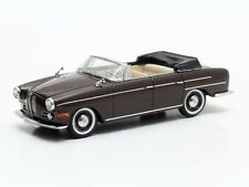 Matrix BMW 502 3200 V8 Super Cabriolet Autenrieth 1959 1:43 (MX40202-071)