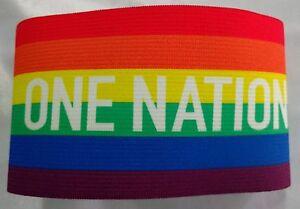 Gay pride armbands
