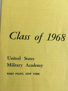 West Point New York Military Academy 1968 Phamplet Book Frequently ask Questions