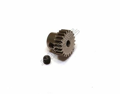 Redcat Racing~ 11181 Steel Pinion Gear 21T .6 Module Kit Pulled