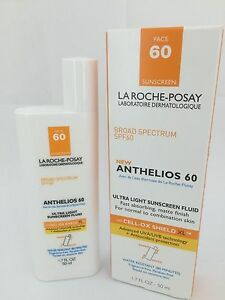 la roche posay anthelios 60 mineral ultra light sunscreen fluid 1 7 oz. Black Bedroom Furniture Sets. Home Design Ideas