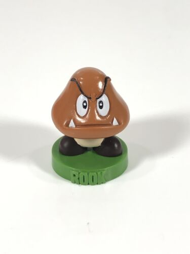Single Goomba Rook Replacement Super Mario Chess Collectors Edition Board Game
