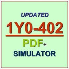 Citrix CCE-V XenApp and XenDesktop 7.15 Test 1Y0-402 Exam QA SIM PDF+Simulator