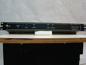 HOLLAND-TV-MODULATOR-HM55-fixe-NTSC-VIDEO-AUDIO-SEVERAL-channel-available-LOT