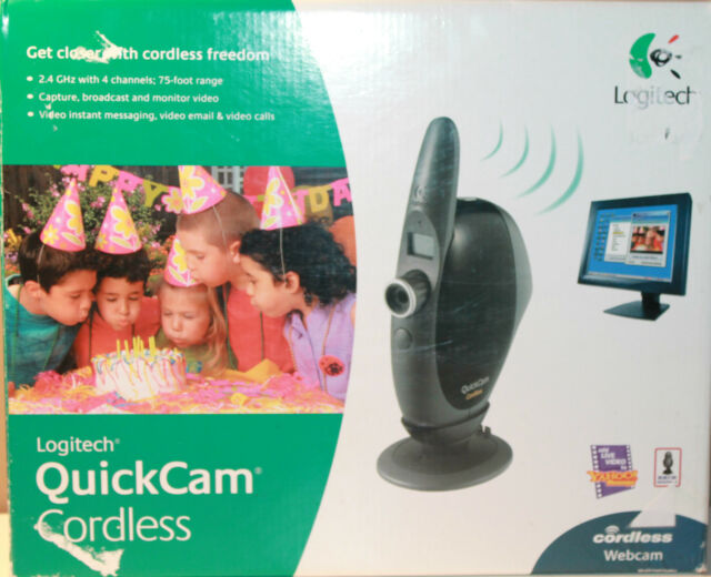 QUICKCAM CORDLESS DRIVERS FOR MAC