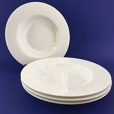 Villeroy & Boch Wonderful World-white Large Rim Soup Bowl | eBay