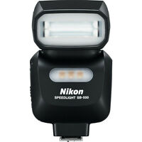 Nikon Sb-500 Af Speedlight Flash 4814 For Nikon Dslr Camera (black) Brand on sale