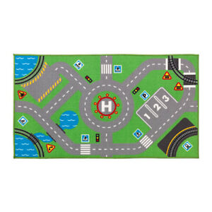 Ikea Storabo Childrens Rug Low Pile