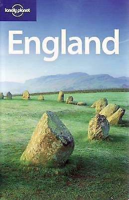 """""""AS NEW"""" England (Lonely Planet Country Guides), et al., Else, David, Book"""