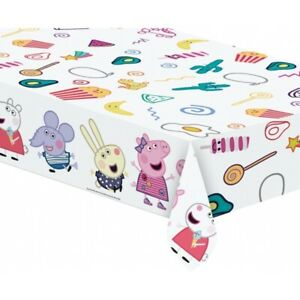 PEPPA-PIG-PLASTIC-PARTY-TABLE-COVER-GEORGE-PIG-NEW-GIFT