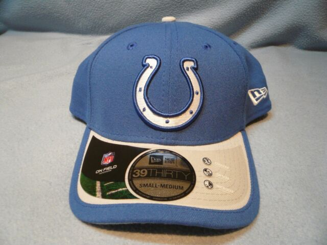 best loved 658e3 fba39 New Era 39thirty Indianapolis Colts S M BRAND NEW Curved Bill cap hat Indy  3930