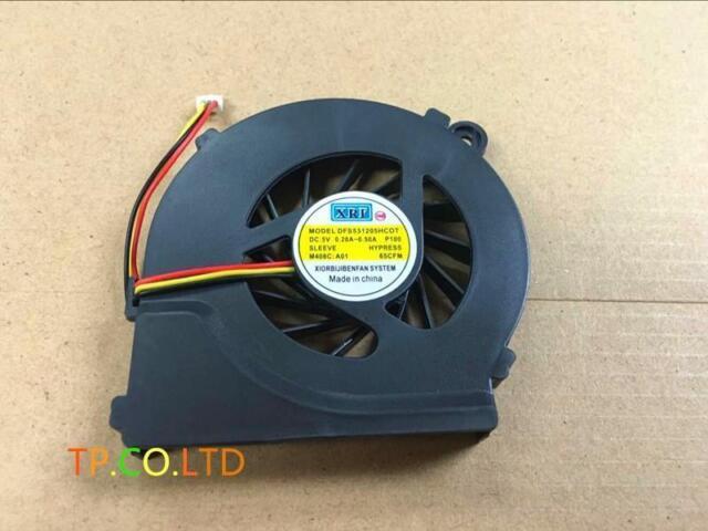 New HP Compaq CQ62 G42 CQ42 G62 Kipo 055417R1S 646578-001 595833-001 Cooling Fan
